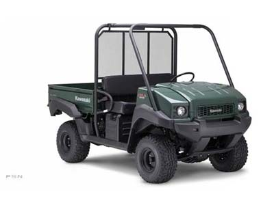 2009 Kawasaki Mule™ 4010 4x4 in Fond Du Lac, Wisconsin - Photo 1