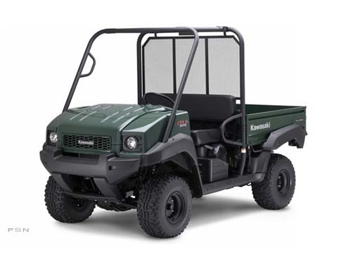 2009 Kawasaki Mule™ 4010 4x4 in Fond Du Lac, Wisconsin - Photo 2