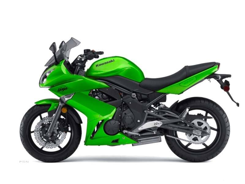 2010 Kawasaki Ninja® 650R  in Norfolk, Virginia