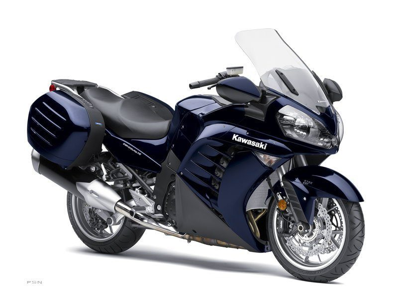 2010 Kawasaki Concours™ 14 ABS in Biloxi, Mississippi