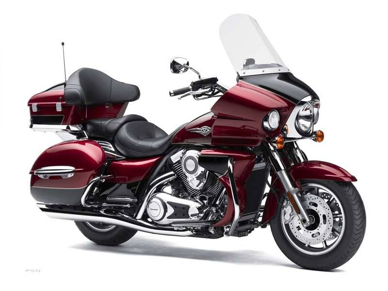 2010 Kawasaki Vulcan® 1700 Voyager® ABS in Weirton, West Virginia