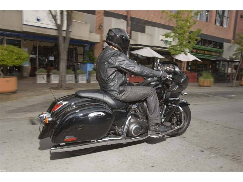 2011 Kawasaki Vulcan® 1700 Vaquero™ in Hermitage, Pennsylvania