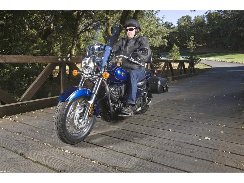 2011 Kawasaki Vulcan® 900 Classic LT in Tyrone, Pennsylvania - Photo 9