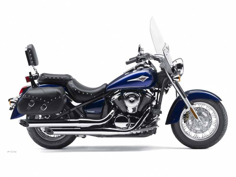 2011 Kawasaki Vulcan® 900 Classic LT in Tyrone, Pennsylvania - Photo 2