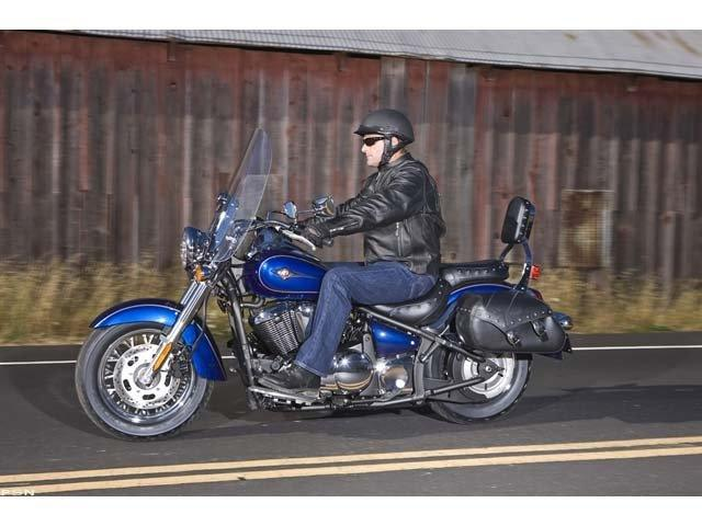 2011 Kawasaki Vulcan® 900 Classic LT in Tyrone, Pennsylvania - Photo 5