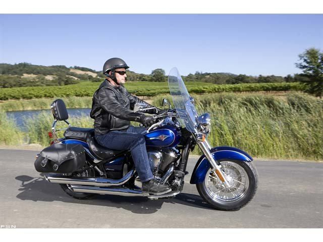 2011 Kawasaki Vulcan® 900 Classic LT in Tyrone, Pennsylvania - Photo 8