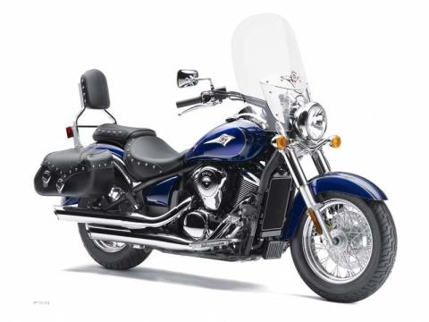 2011 Kawasaki Vulcan® 900 Classic LT in Tyrone, Pennsylvania - Photo 4