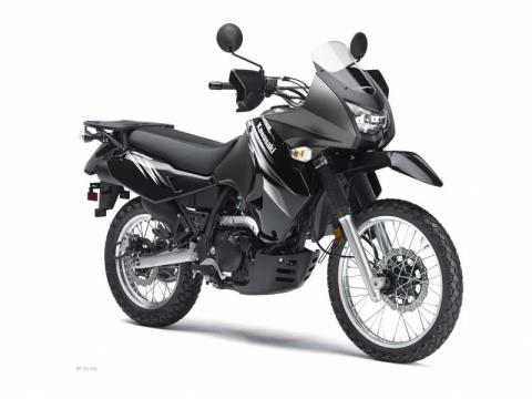 2011 Kawasaki KLR™650 in Greenville, South Carolina