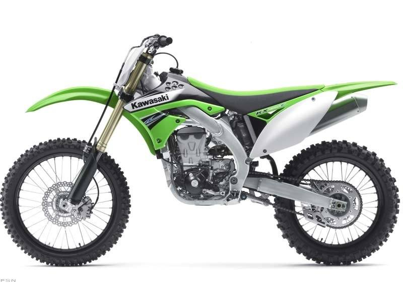 2011 Kawasaki KX™450F in Yankton, South Dakota - Photo 5