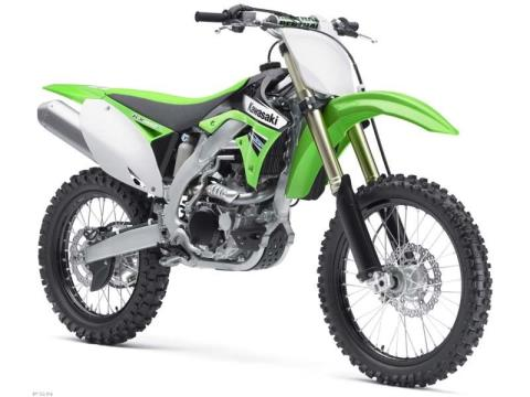 2011 Kawasaki KX™450F in Yankton, South Dakota - Photo 6
