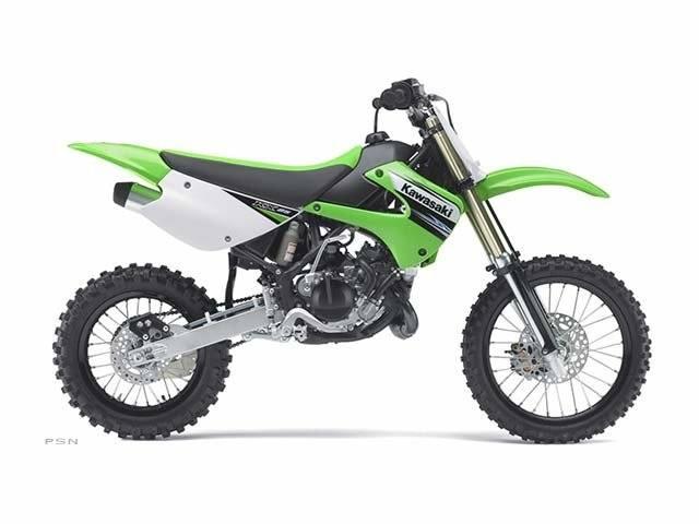 motocross kawasaki 85cc