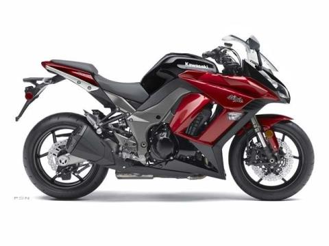 2011 Kawasaki Ninja® 1000 in Long Island City, New York