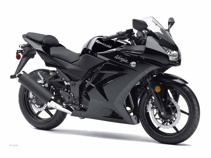 2011 Kawasaki Ninja® 250R in Rapid City, South Dakota