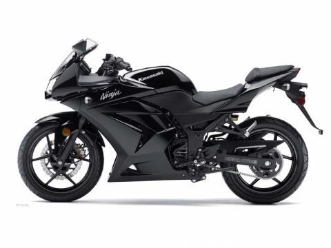 2011 Kawasaki Ninja® 250R in Weirton, West Virginia