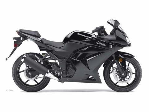 2011 Kawasaki Ninja® 250R in Cohoes, New York
