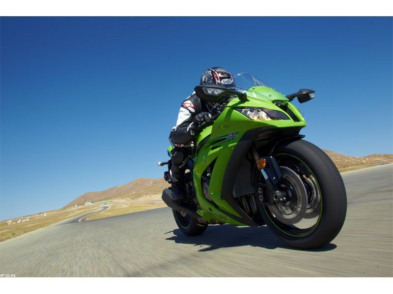 2011 Kawasaki Ninja® ZX™-10R in Middletown, New York - Photo 13