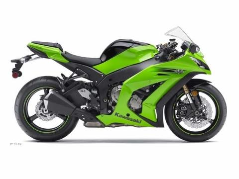 2011 Kawasaki Ninja® ZX™-10R in Fremont, California - Photo 5