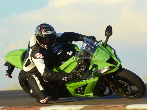 2011 Kawasaki Ninja® ZX™-10R in Fremont, California - Photo 9
