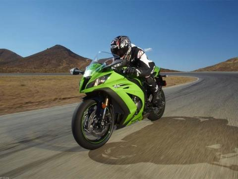 2011 Kawasaki Ninja® ZX™-10R in Fremont, California - Photo 12
