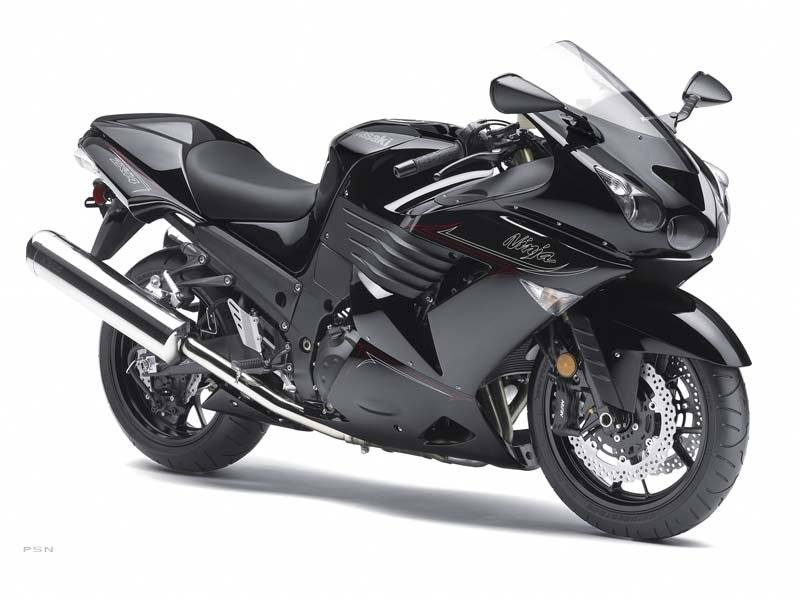 2011 Kawasaki Ninja® ZX™-14 in Sanford, Florida - Photo 4