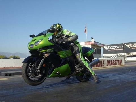 2011 Kawasaki Ninja® ZX™-14 in Sanford, Florida - Photo 9