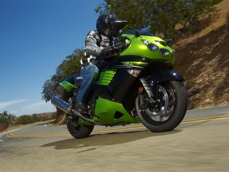 2011 Kawasaki Ninja® ZX™-14 in Sanford, Florida - Photo 11