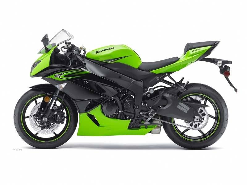 2011 Kawasaki Ninja® ZX™-6R in Kingsport, Tennessee - Photo 7