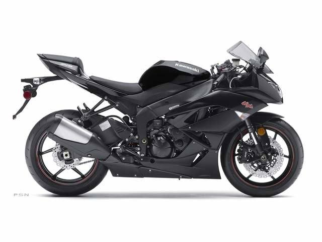 2011 Kawasaki Ninja® ZX™-6R in Asheville, North Carolina - Photo 7