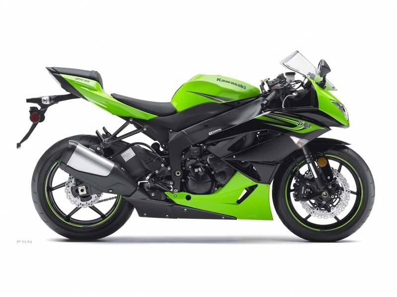 2011 Kawasaki Ninja® ZX™-6R in Asheville, North Carolina - Photo 8