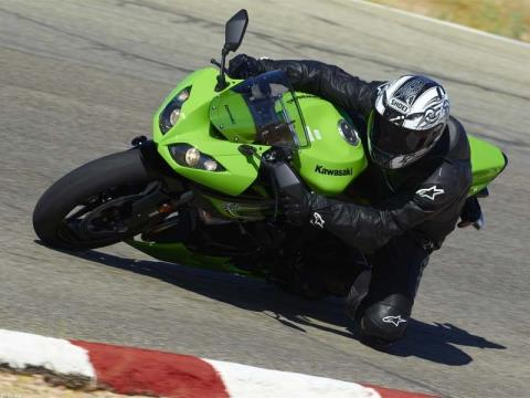 2011 Kawasaki Ninja® ZX™-6R in Asheville, North Carolina - Photo 11