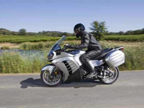 2011 Kawasaki Concours™ 14 ABS in Yankton, South Dakota - Photo 14