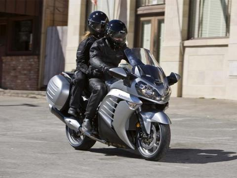 2011 Kawasaki Concours™ 14 ABS in Yankton, South Dakota - Photo 17