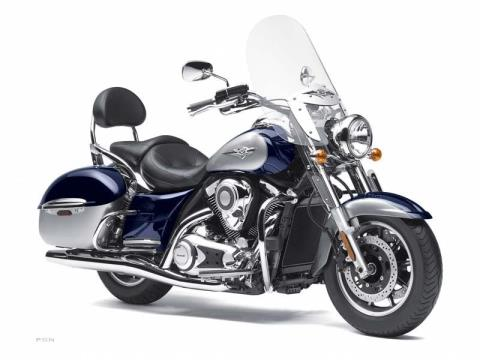 2011 Kawasaki Vulcan® 1700 Nomad™ in Oakdale, New York