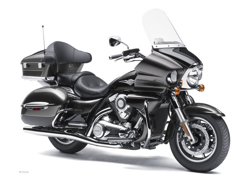 2011 Kawasaki Vulcan® 1700 Voyager® ABS in Houston, Texas - Photo 8