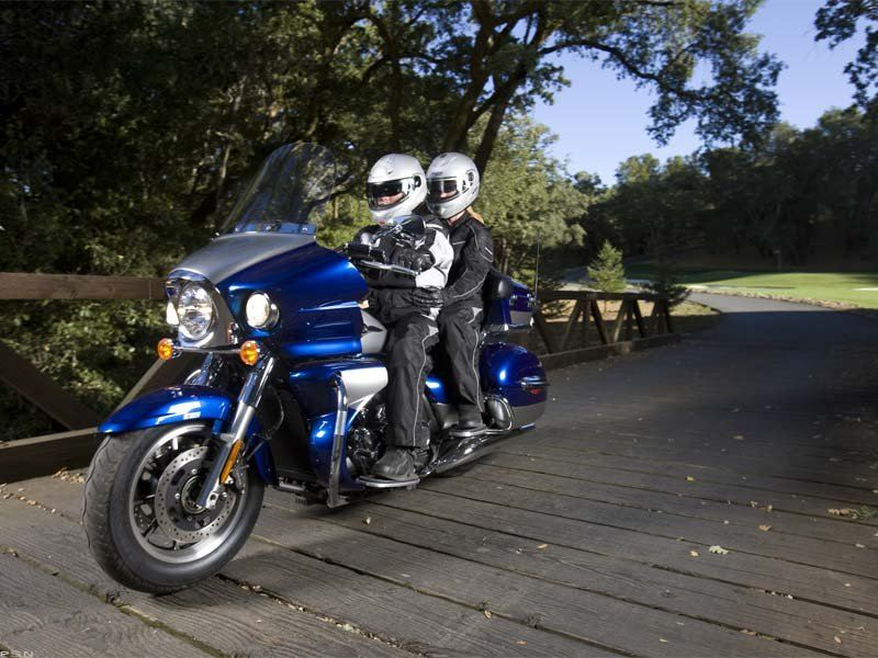 2011 Kawasaki Vulcan® 1700 Voyager® ABS in Houston, Texas - Photo 10