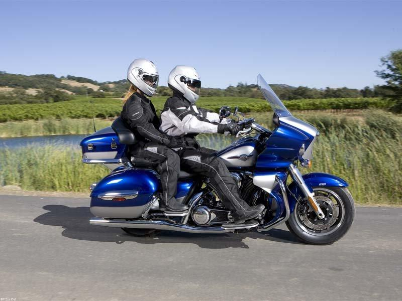 2011 Kawasaki Vulcan® 1700 Voyager® ABS in Houston, Texas - Photo 11