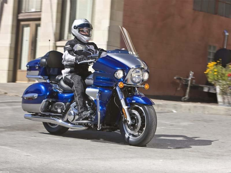 2011 Kawasaki Vulcan® 1700 Voyager® ABS in Houston, Texas - Photo 14