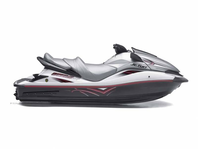 Kawasaki Watercraft Parts Fiche
