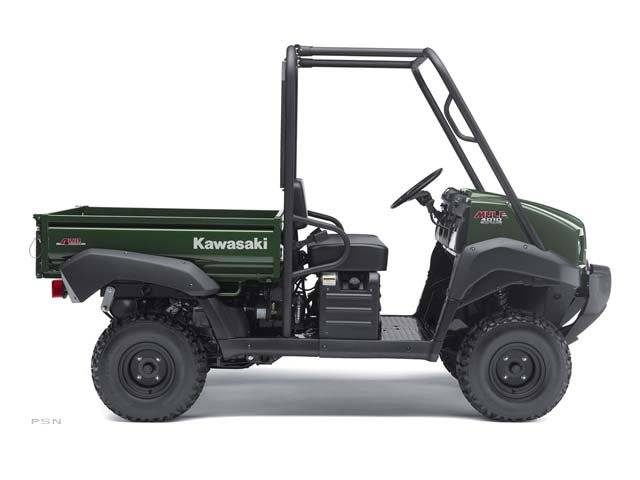2011 Kawasaki Mule™ 4010 4x4 Diesel in Rock Falls, Illinois