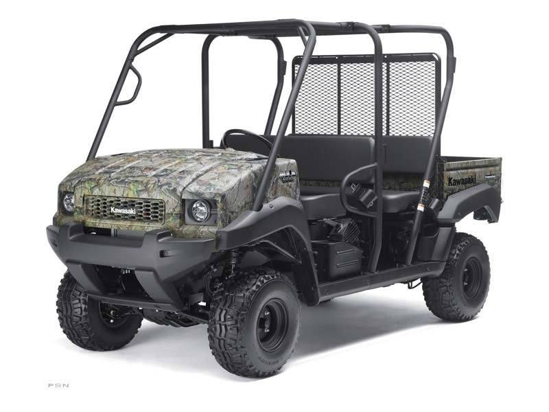 2011 Mule 4010 Trans4x4 Camo