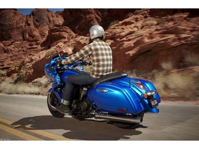 2012 Kawasaki Vulcan® 1700 Vaquero™ in Jones, Oklahoma