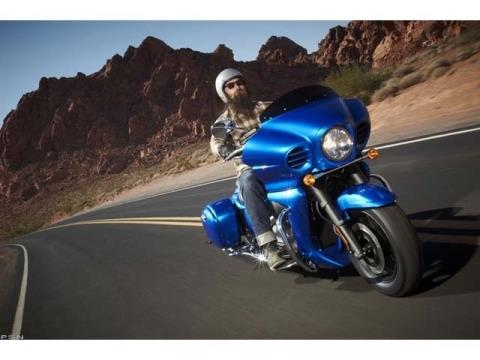 2012 Kawasaki Vulcan® 1700 Vaquero™ in Oak Creek, Wisconsin