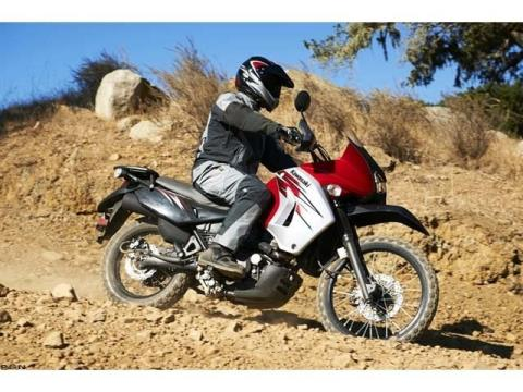 2012 Kawasaki KLR™650 in Houston, Texas