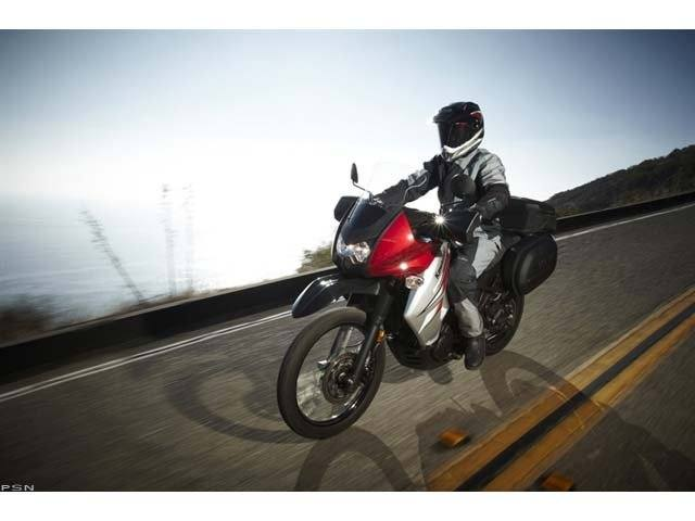 2012 Kawasaki KLR™ 650 in Fort Worth, Texas - Photo 7