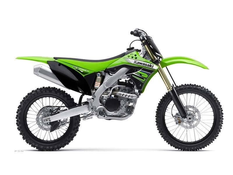 2012 Kawasaki KX250F 7