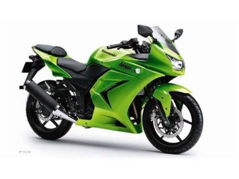2012 Kawasaki Ninja® 250R in Johnson City, Tennessee