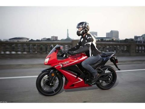 2012 Kawasaki Ninja® 250R in Brooklyn, New York