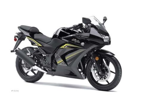2012 Kawasaki Ninja® 250R in Long Island City, New York