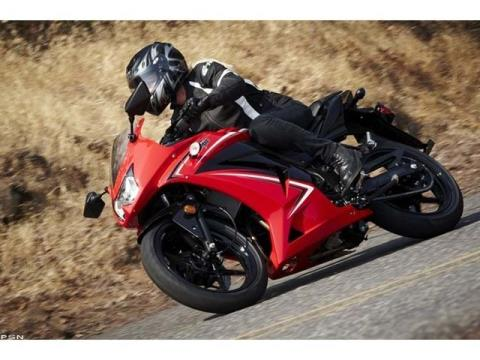 2012 Kawasaki Ninja® 250R in Visalia, California