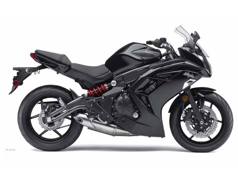2012 Ninja 650